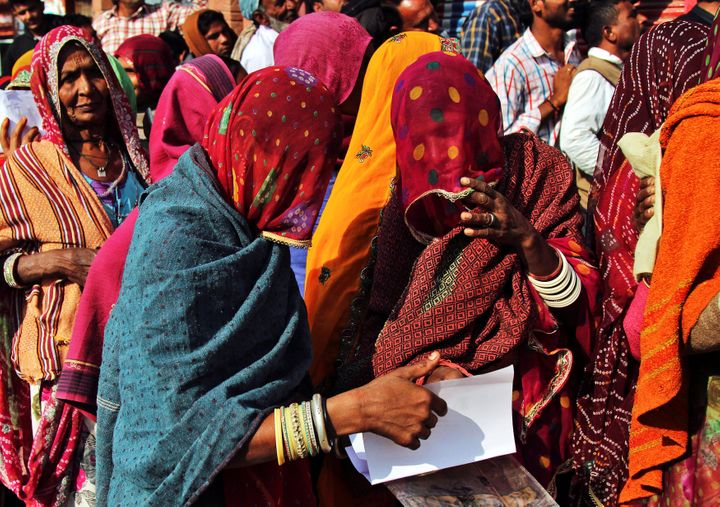 Women In India Are Now Legally Allowed To Be Head Of Their Households