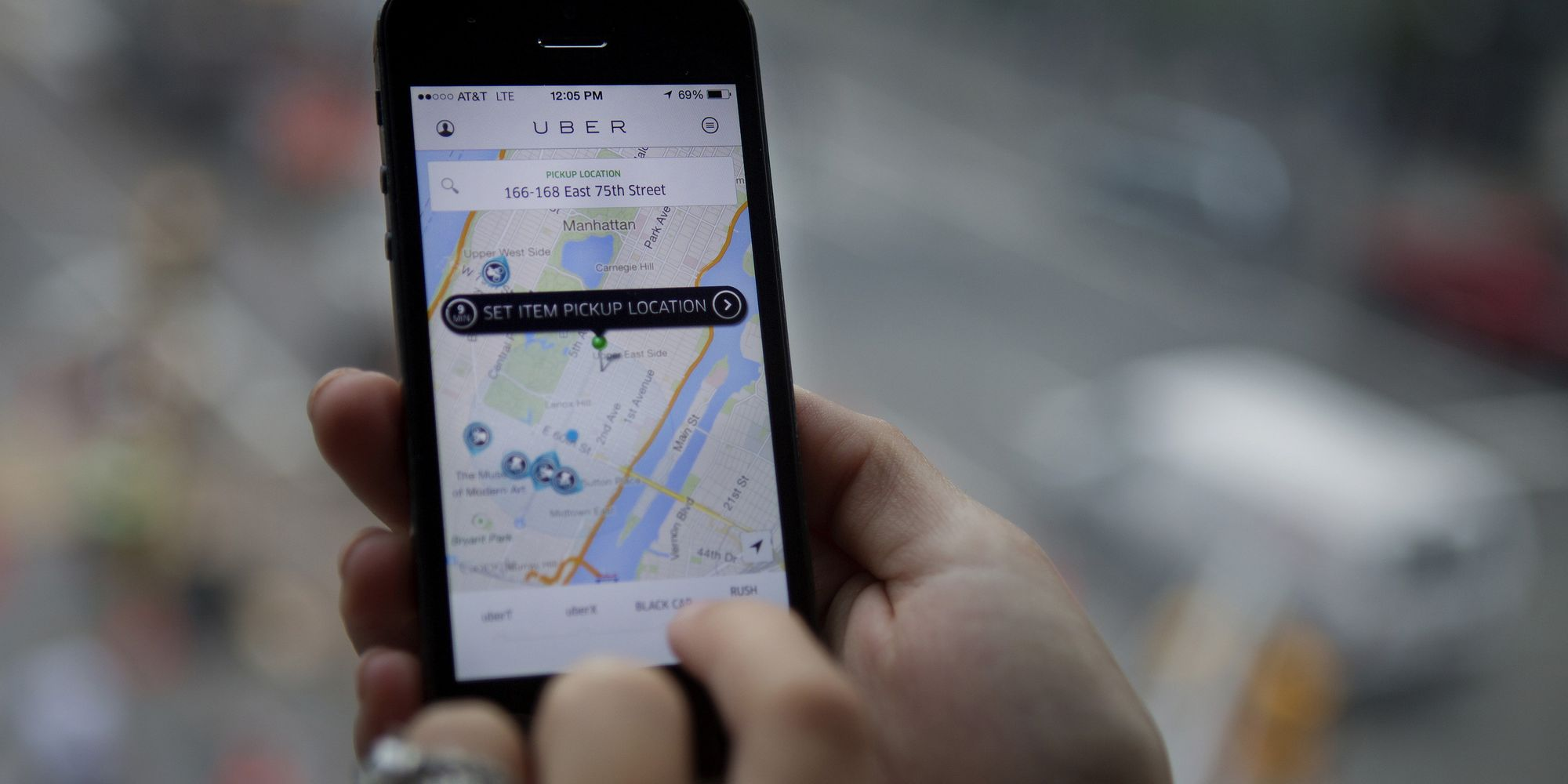 New York City Wants Uber To Hand Over Passengers' Trip Data