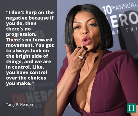 Taraji P Henson Just Gave Us Another Reason To Love Her In