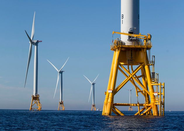 North America Finally Has Its First Offshore Wind