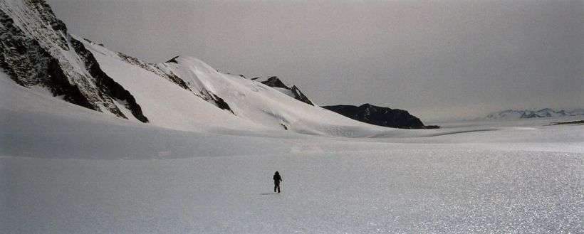 photo taken by the author on a transformational trip in the interior of Antarctica,