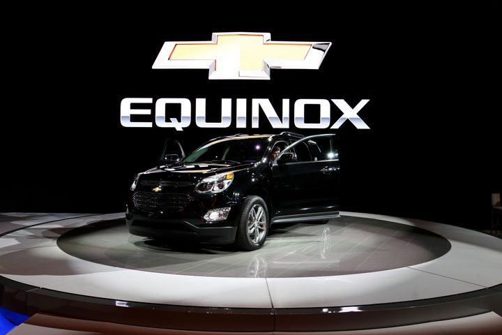 The Chevrolet Equinox will come with a diesel option in 2018.