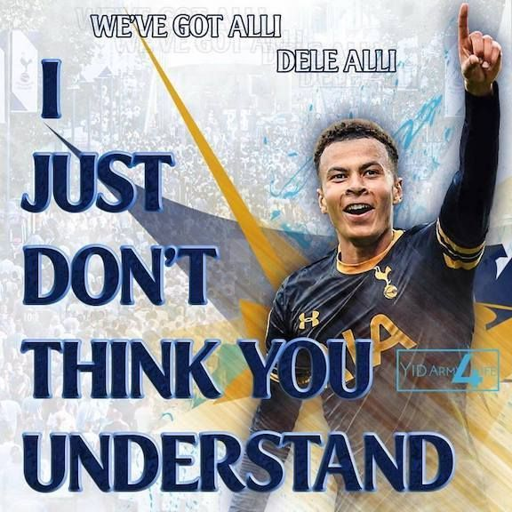 <strong><em>The new Prince of White Hart Lane, Dele Alli</em></strong>