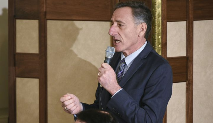 Outgoing Vermont Gov. Peter Shumlin (D) said his father used the state's aid-in-dying law to end his own life.