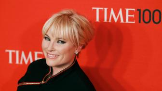Columnist Meghan McCain arrives at the 2011 Time 100 Gala ceremony in New York April 26, 2011.  REUTERS/Lucas Jackson  (UNITED STATES - Tags: ENTERTAINMENT HEADSHOT)