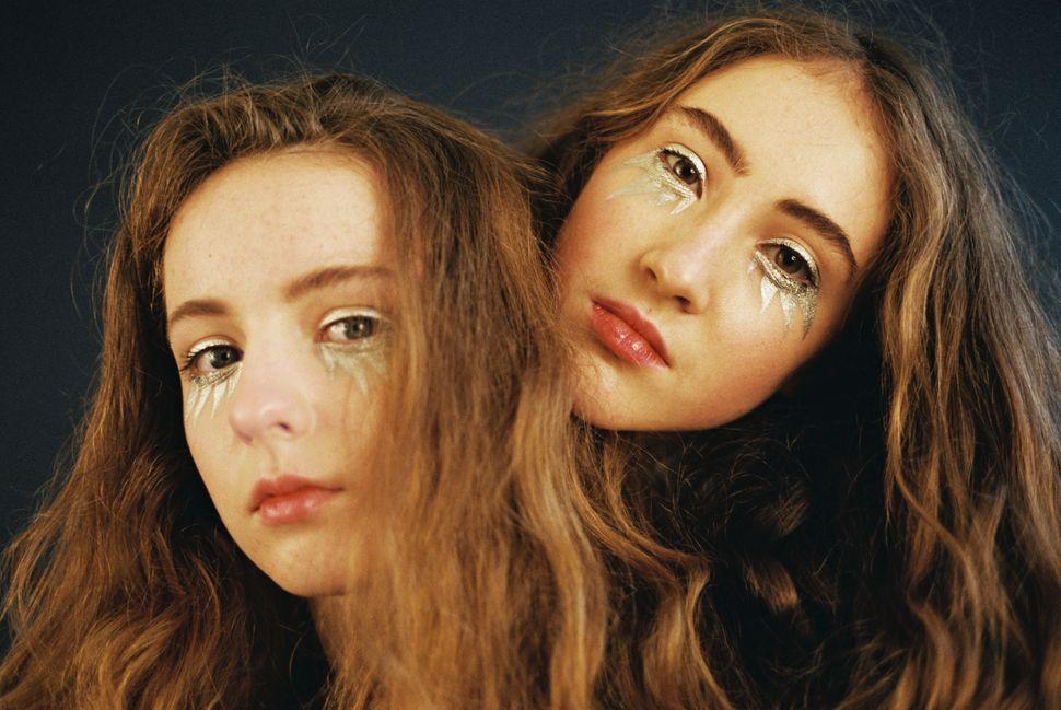 Rosa Walton and Jenny Hollingworth.