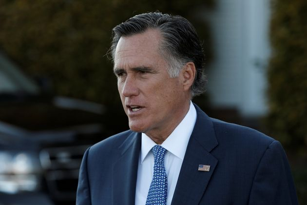 Mitt Romney Lambasts Donald Trump As A 'Phony' And 'Fraud' In Blistering