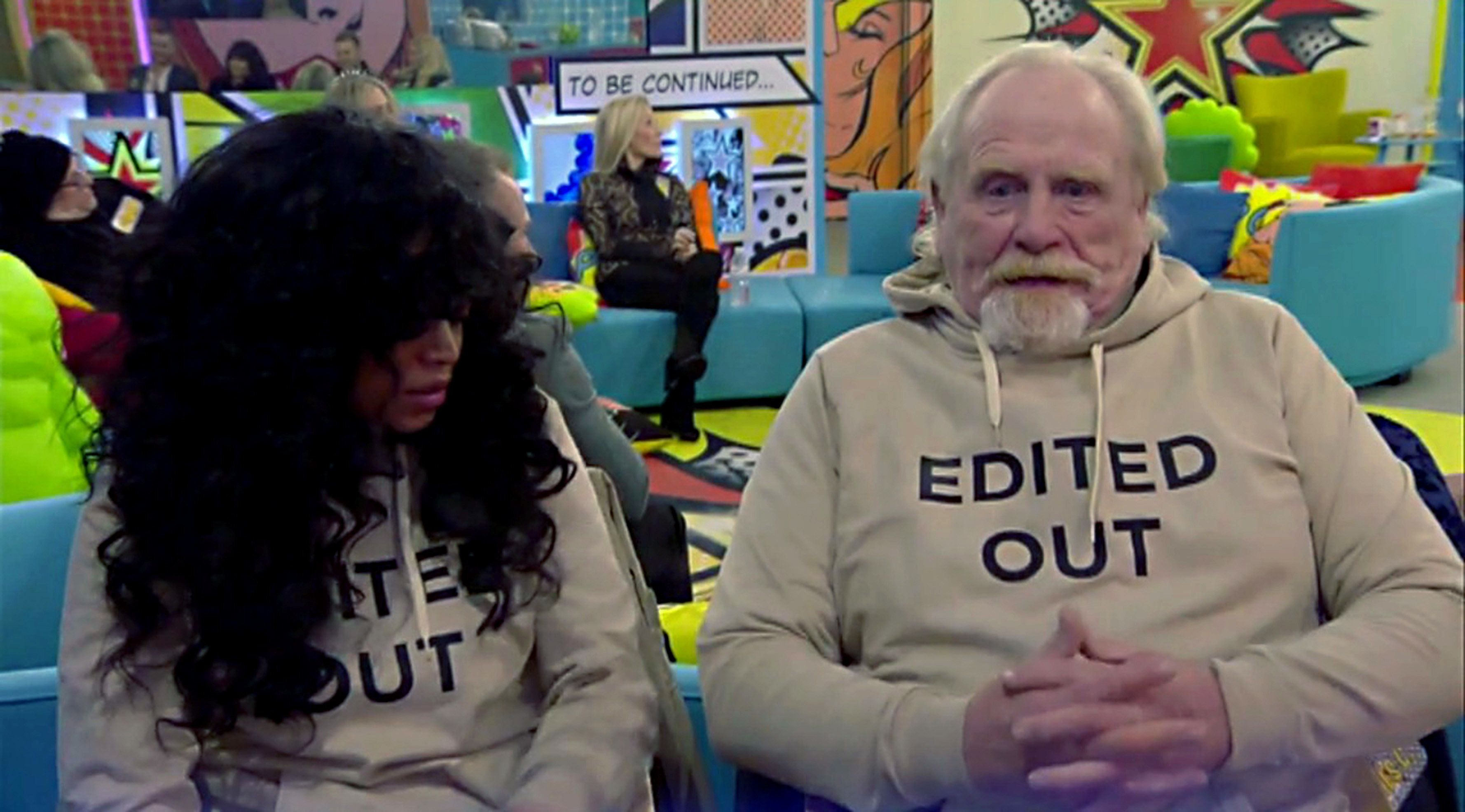 'Celebrity Big Brother' Producers Finally Explain The Point Of The 'Edited Out'