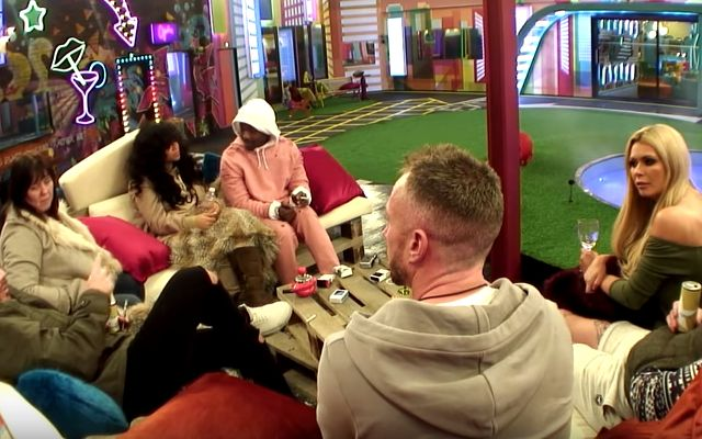 Celebrity Big Brother's Ray J Tells Stacy Francis That Whitney Houston Drama Was 'All His