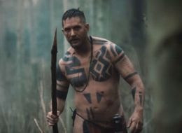 We Almost Got To See A WHOLE Lot More Of Tom Hardy In His Latest Role