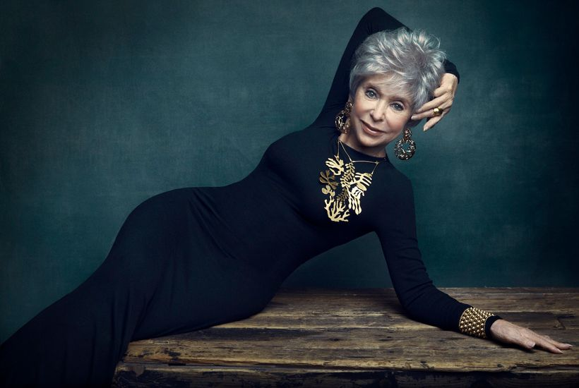 "Legendary actress, Rita Moreno — co-star of Netflix's new ""One Day at a Time"" series"