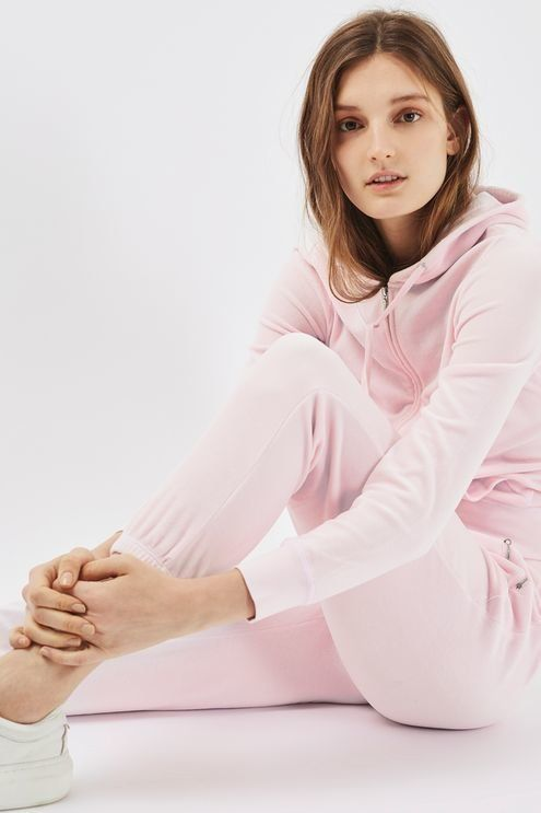 Topshop Launches Juicy Couture Tracksuits Because It's The Noughties