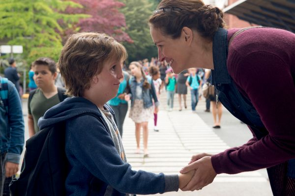Written by Steven Conrad • Directed by Stephen Chbosky <br><br>Starring Julia Roberts, Owen Wilson, Jacob Tremblay,