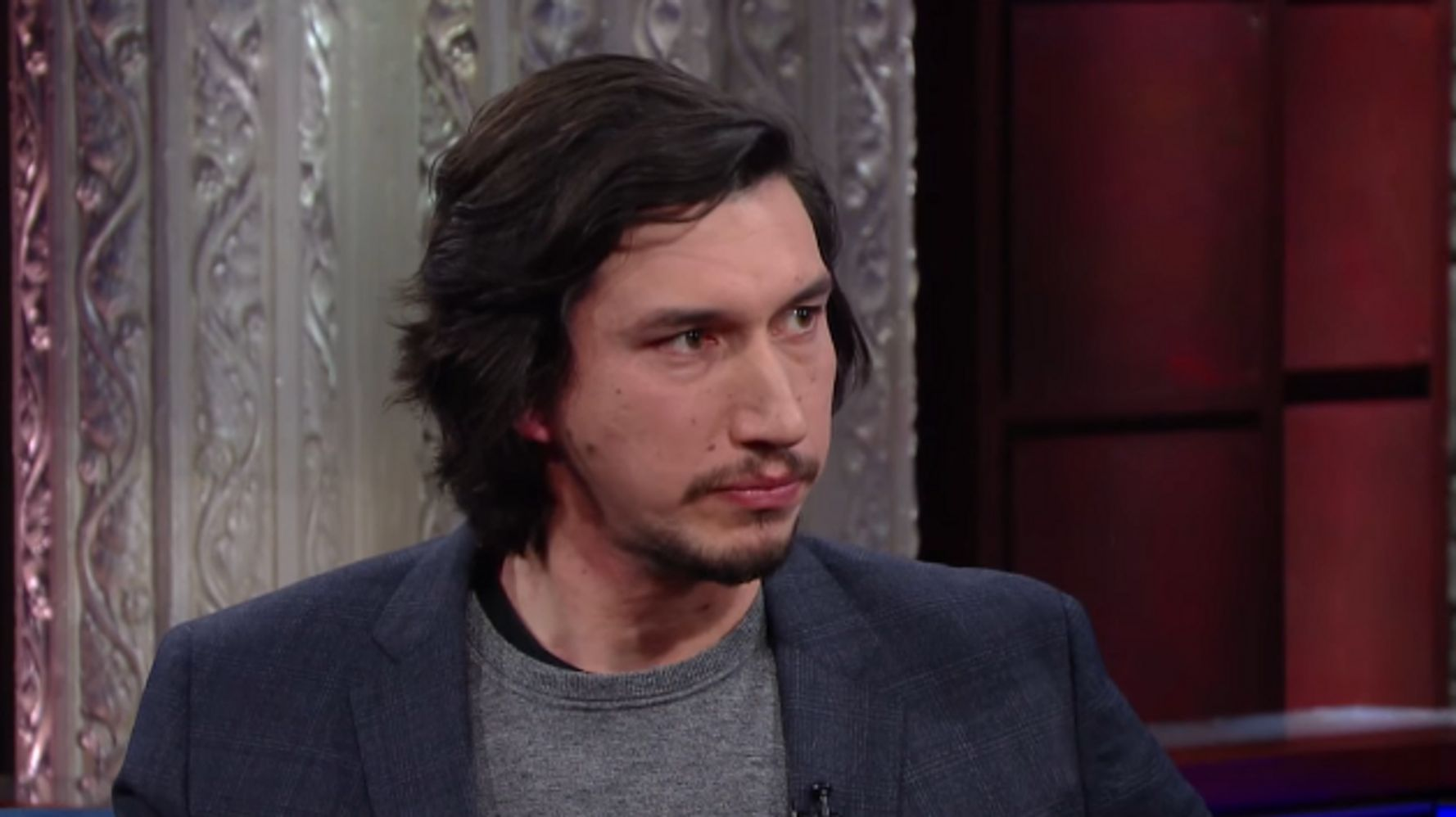 Adam Driver Remembers His 'Star Wars' Mom, Carrie Fisher