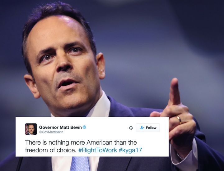Anti-Abortion Governor Ironically Tweets About The