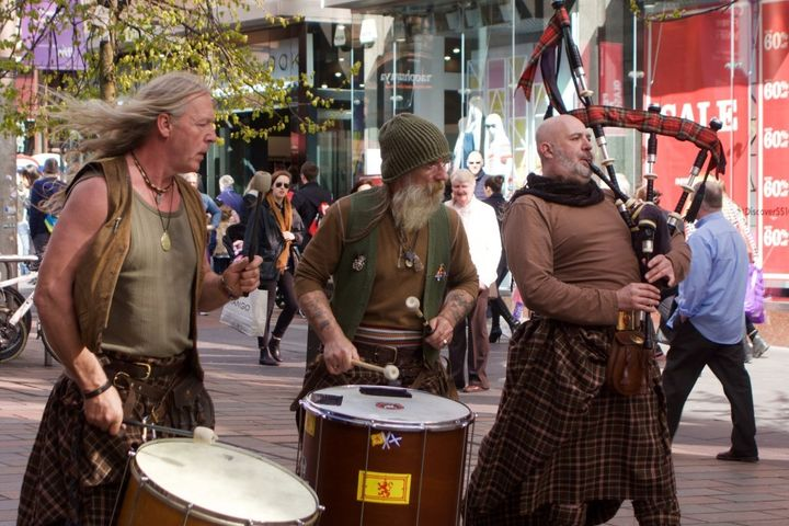 <p>Glasgow, Scotland.</p>