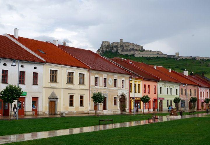 <p>Spis Castle, Slovakia. </p>