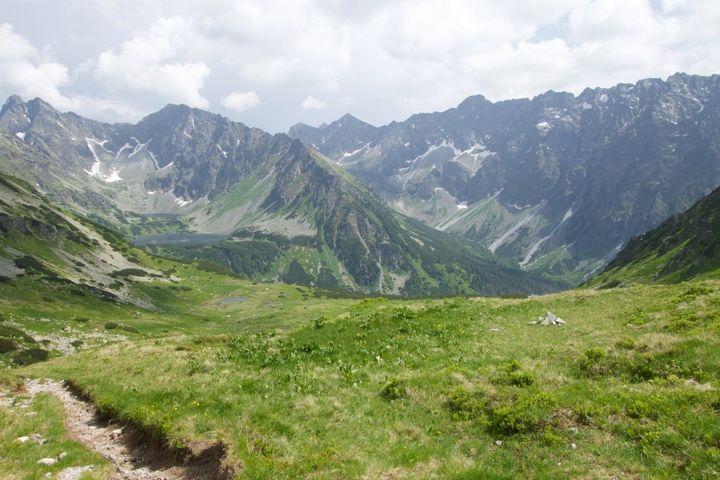 <p>High Tatras, Slovakia. </p>