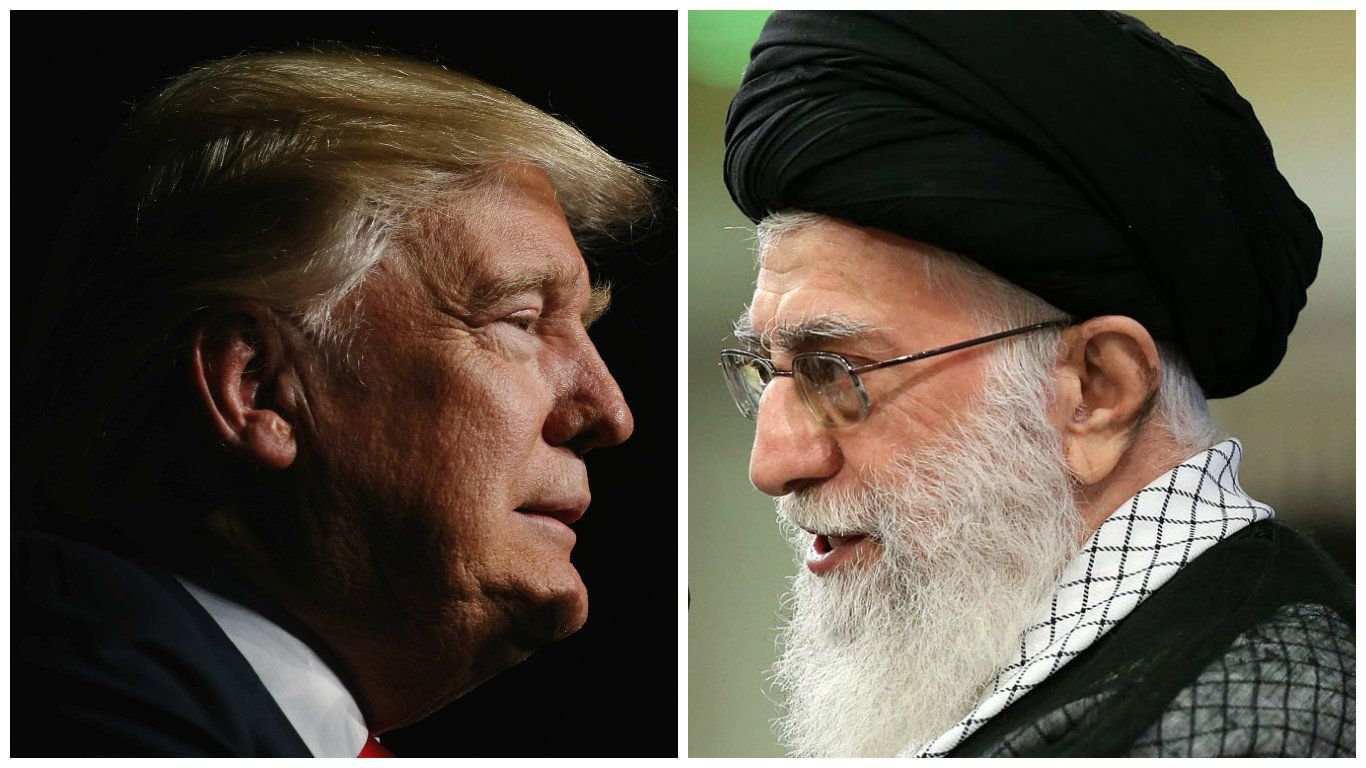 Trump could escalate things between the two nations, but he could also improve them.