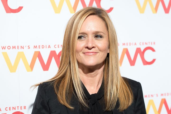 """A report shows that """"Full Frontal with Samantha Bee"""" hadmore extensive abortion coverage in 2016 than major networks' n"""
