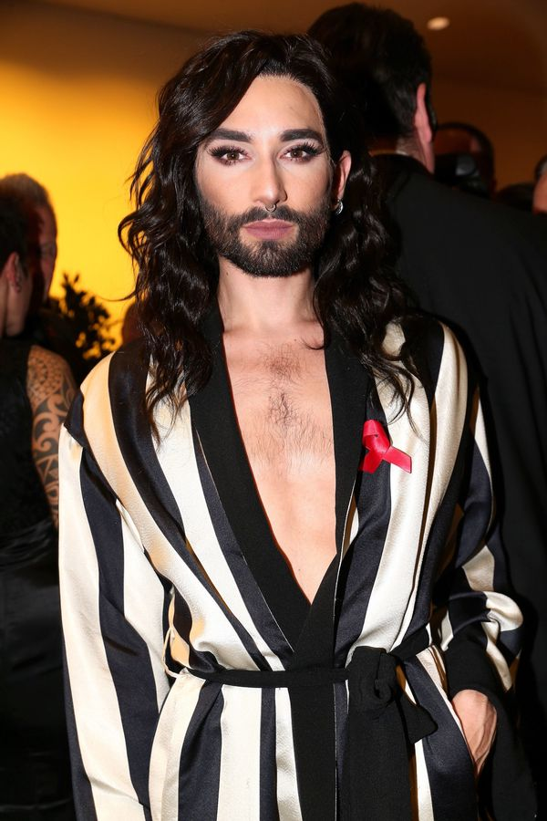 "The bearded drag queen, who became world-famous after <a href=""http://www.salon.com/2014/05/11/conchita_wurst_wins_eurovision"