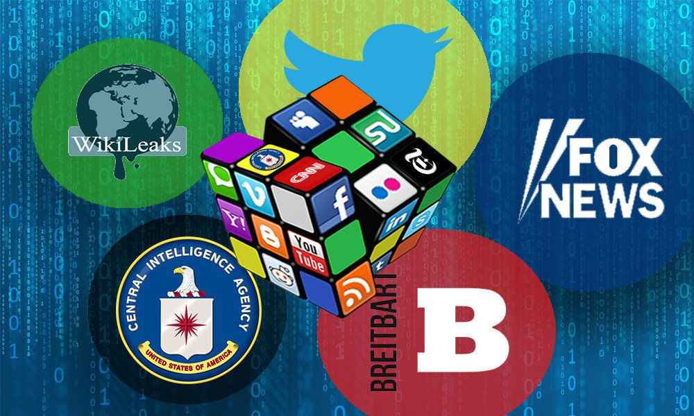 In a world where fact and fiction are increasingly overlapping,fake news and cybersecurity challenge Americans.