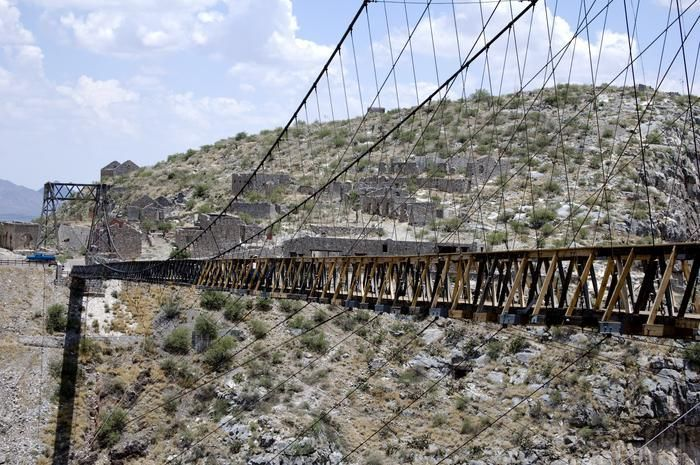 <strong>Puente de Ojuela, Mexico</strong>