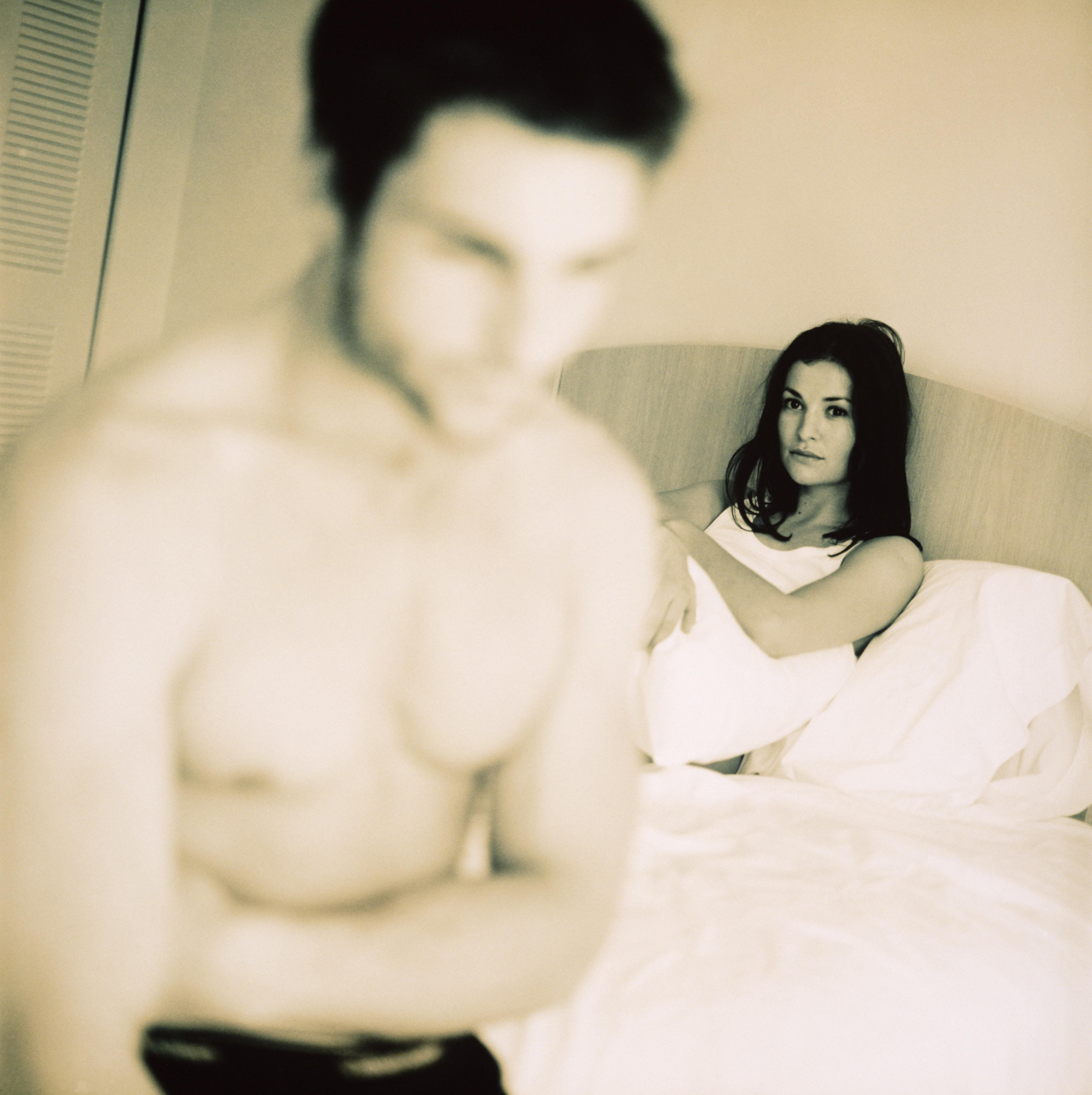 Badgering wife sexual dysfunction