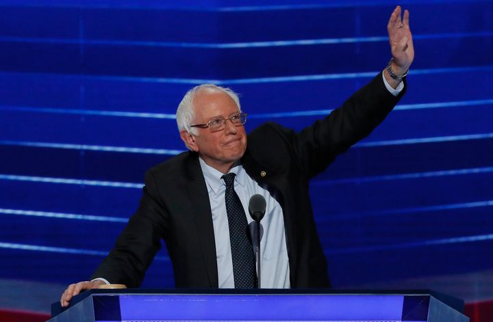 Sanders saw record-breaking turnout in the deeply red state.