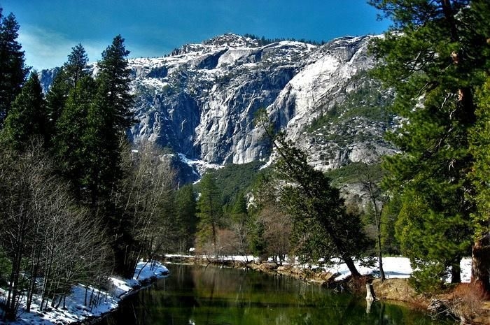 <p> <strong>Yosemite National Park, California</strong> </p>
