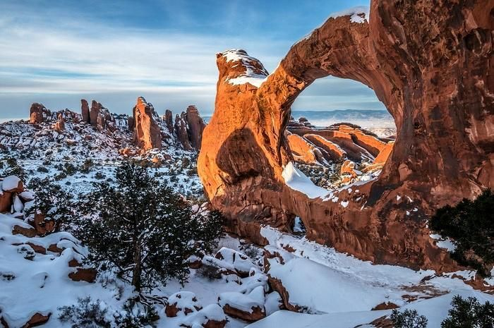 <p> <strong>Arches National Park, Utah</strong> </p>