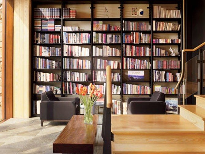 how to design a home library in any space | huffpost