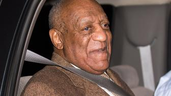 NORRISTOWN, PA - DECEMBER 14:  Stand-up comedian, actor, Bill Cosby  is seen leaving the Montgomery County Courthouse after Pretrial Hearing on December 14, 2016 in Norristown, Pennsylvania.  (Photo by Gilbert Carrasquillo/Getty Images)