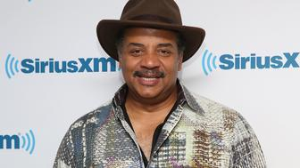 NEW YORK, NY - SEPTEMBER 23:  Neil deGrasse Tyson visits at SiriusXM Studio on September 23, 2016 in New York City.  (Photo by Robin Marchant/Getty Images)