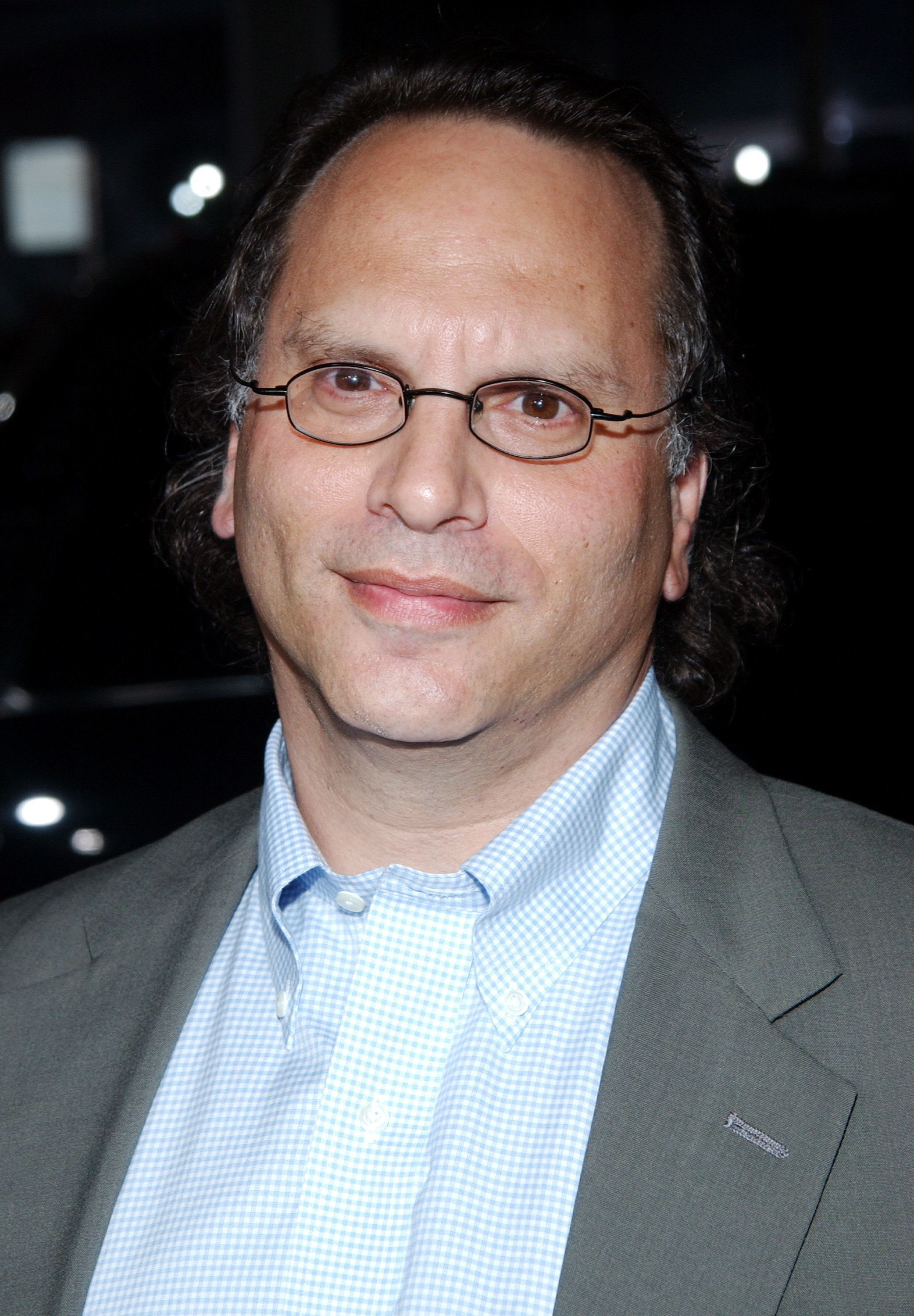 H.G. 'Buzz' Bissinger, author during 'Friday Night Lights' - World Premiere at Grauman's Chinese Theatre in Hollywood, California, United States. (Photo by Jon Kopaloff/FilmMagic)