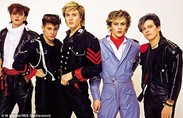 <p>Duran Duran</p>