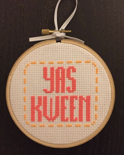 """$18, Broad City. For every item purchased, seller donates $5 to Planned Parenthood. <a href=""""https://www.etsy.com/listing/385"""