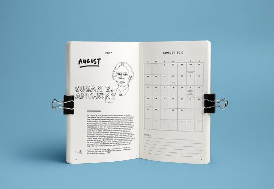 """$28, Google Ghost. 50 percent of proceeds donated to Planned Parenthood. <a href=""""https://googleghost.com/collections/planner"""
