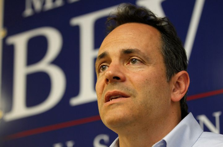 Kentucky Gov. Matt Bevin (R) is expected to sign the anti-union bills.