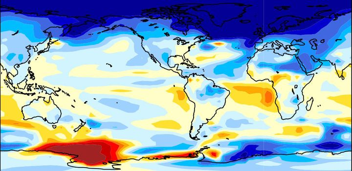 Yale University scientist Wei Liu has calculated that the Atlantic Meridional Overturning Circulation could collapse within 3