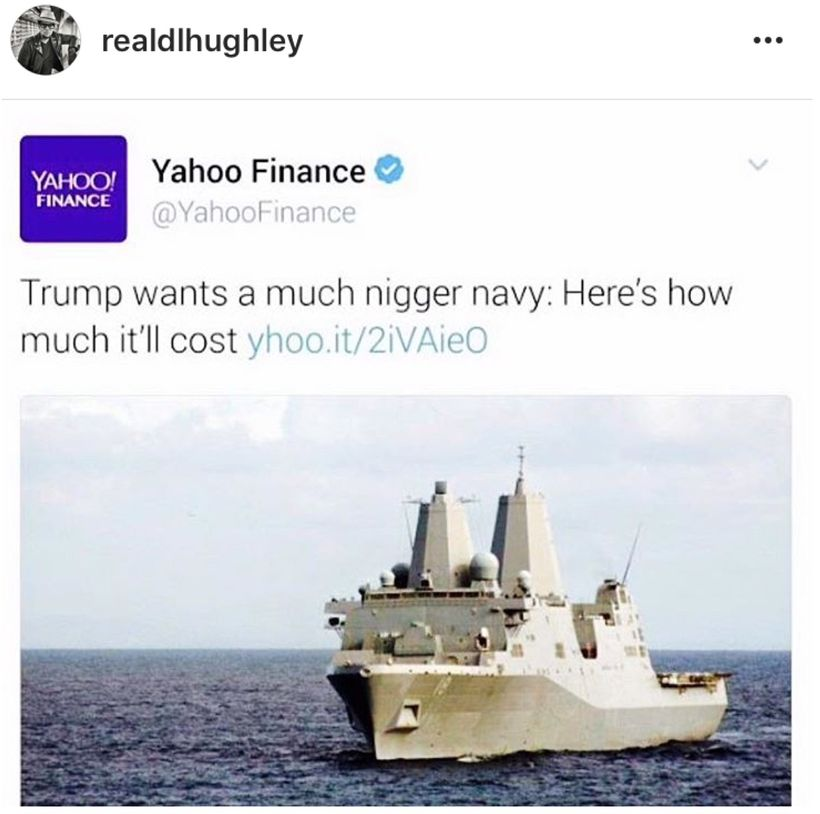 DL Hughley was one of numerous accounts that posted the same thing without a problem