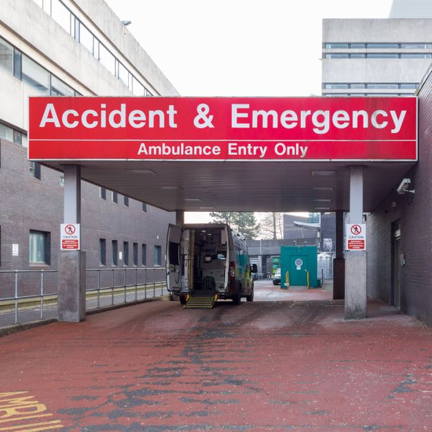 A&E departments had to shut their doors to patients more than 140 times in