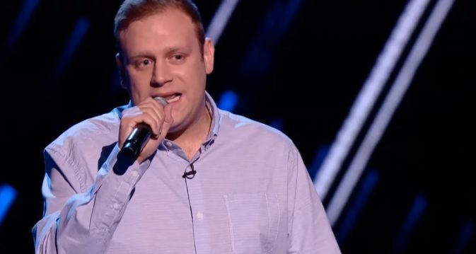 'The Voice' Gets Off To A Flying Start, Thanks To Call-Centre Worker Jason