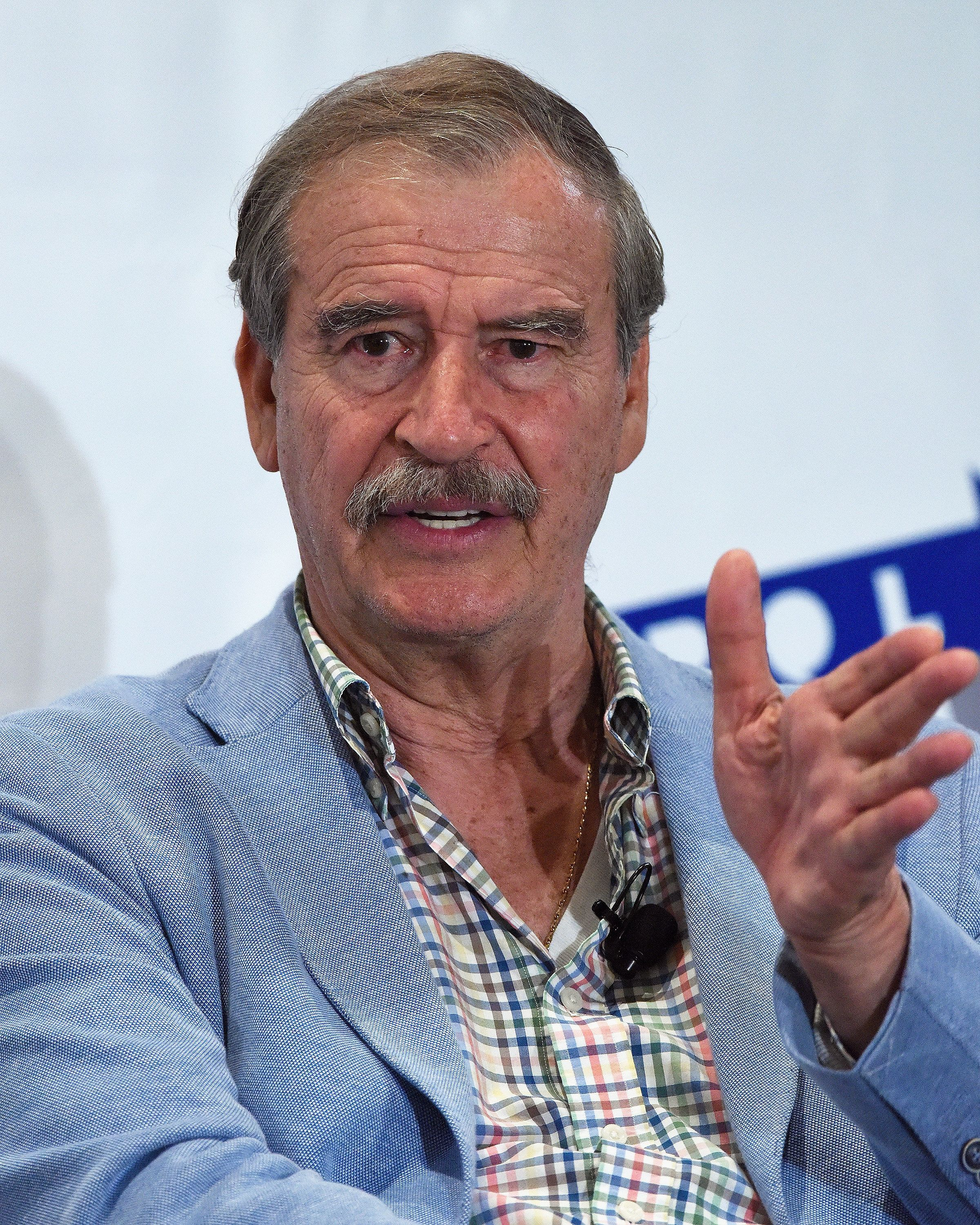 This Former Mexican President Has An Exceptionally Strong Message For