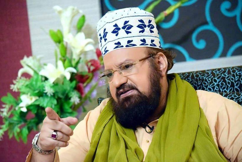 Pakistani hate preacher Allama Kaukab Noorani Okarvi