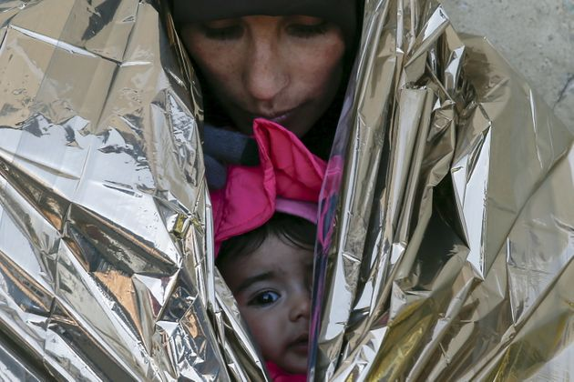 Record Number Of Refugees Brave Deadly Winter And Clampdown In