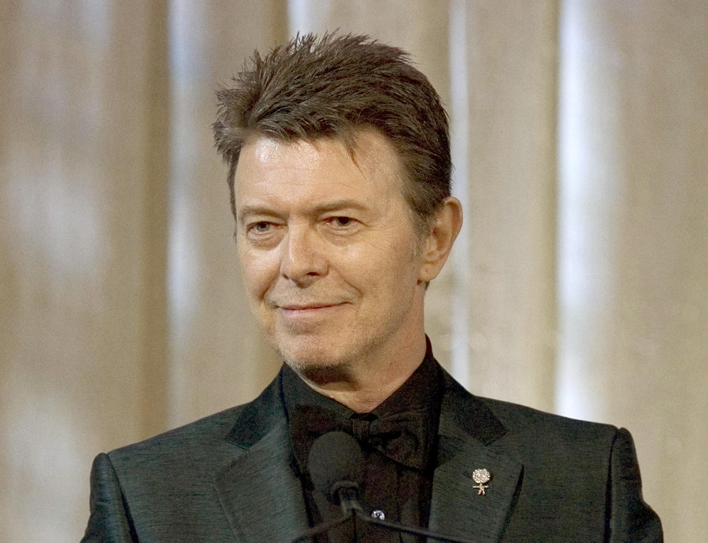 David Bowie Didn't Know Cancer Was Terminal Until Three Months Before
