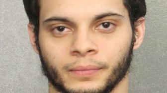 Esteban Santiago, is shown in this booking photo provided by the Broward County Sheriff's Office in Fort Lauderdale, Florida, January 7, 2017.  Courtesy Broward County Sheriff's Office/Handout via REUTERS   ATTENTION EDITORS - THIS IMAGE WAS PROVIDED BY A THIRD PARTY. EDITORIAL USE ONLY.  THIS PICTURE WAS PROCESSED BY REUTERS TO ENHANCE QUALITY. AN UNPROCESSED VERSION HAS BEEN PROVIDED SEPARATELY