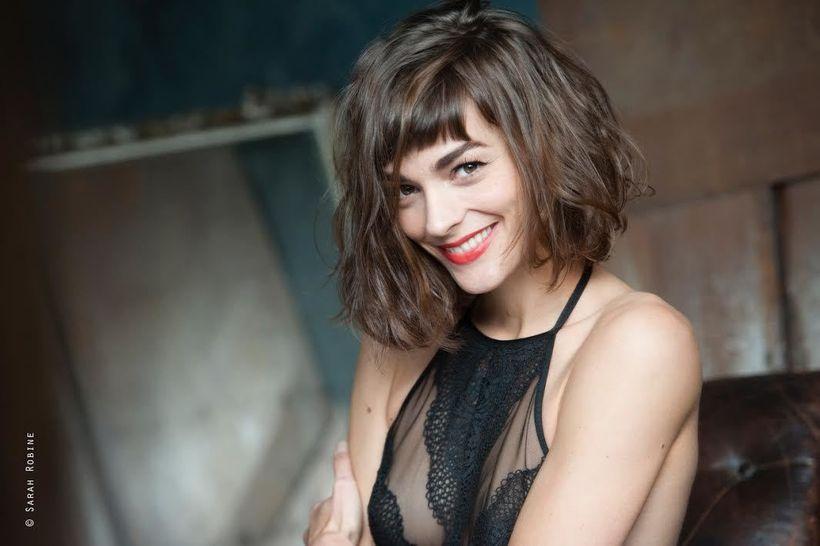Actress Romane Portail