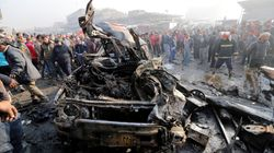 At Least 20 Killed In Baghdad Suicide